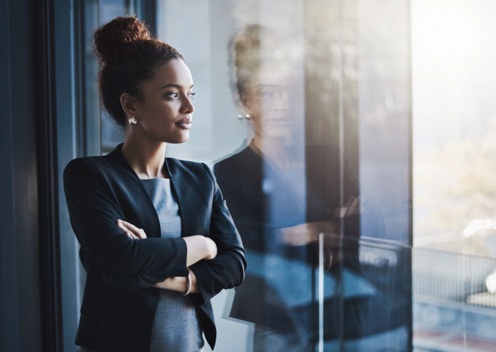 VLV-Know the skills that every entrepreneur should have-Successful woman