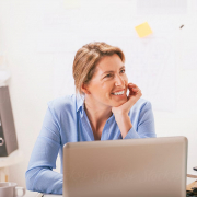 VLV-Avoid procrastination with these new tips for you-Woman avoiding procrastination successfully