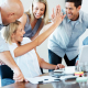 VLV-How to build good relationships with your coworkers-A successful team working
