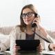 VLV-Multitasking or unitasking: Which is more productive-Multitasking woman