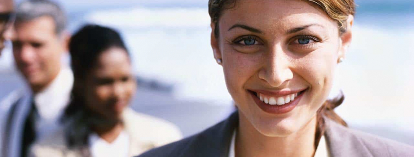 VLV-Discover how to create a value proposition at work-Woman with a good value proposition