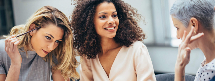 VLV-Empowerment What is it and how does it relate to leadership-Empowered women
