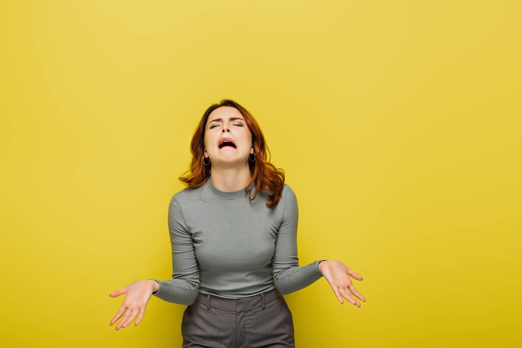 VLV-Frustration causes consequences and how to overcome it-Frustrated woman