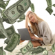 VLV-Why is financial education important-Woman with money