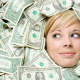 VLV-How do you make your money work for you-Woman with money